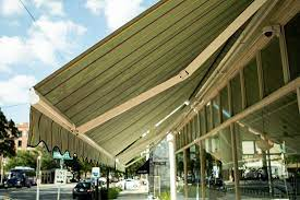 Awnings for Commercial Customers by Eclipse